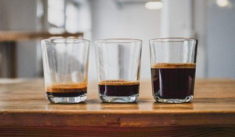Ristretto Espresso Lungo