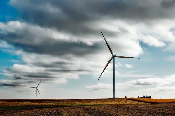 wind farm, wind energy, renewable energy