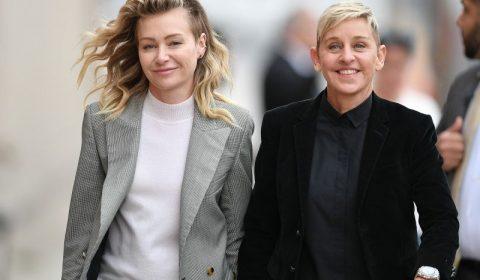 Ellen Degeneres And Portia Di Rossi Relationship Timeline 12