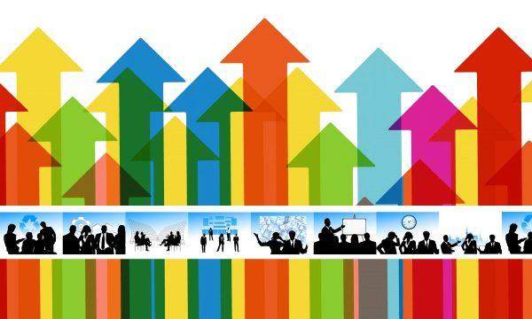 arrows, growth hacking, profit