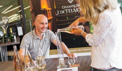 Champagne J De Telmont 83 1