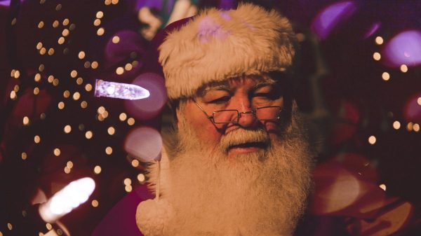 father christmas, christmas, december