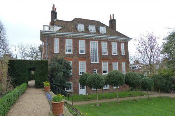 hampstead, fenton house, london