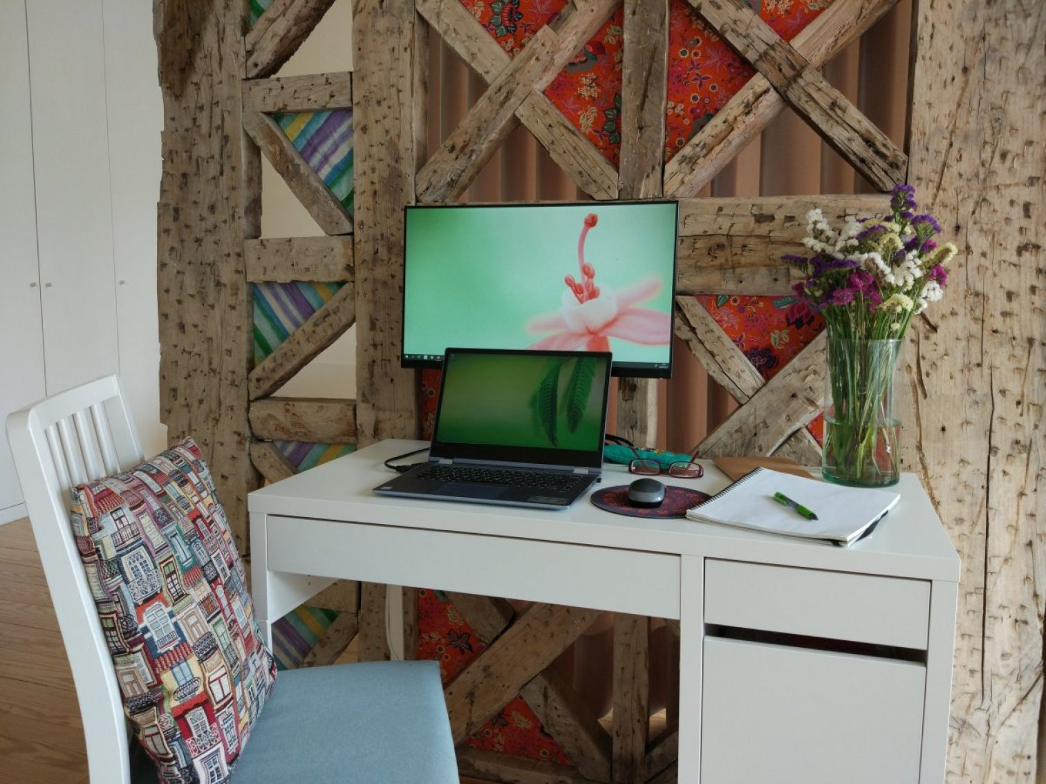 home office, work from home, computer