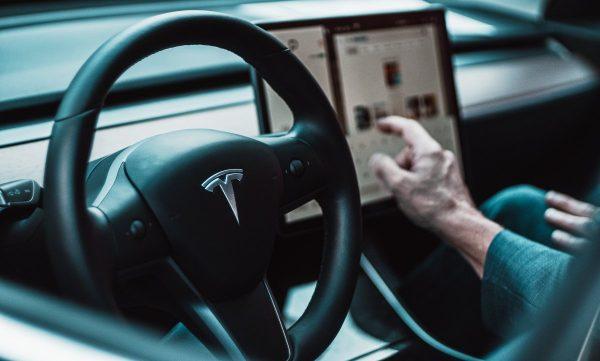 IAA Frankfurt: Tesla Model 3 - Interior