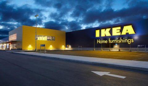Ikea Nori Negri