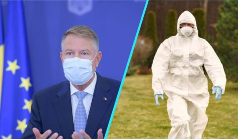 Iohannis Pandemie Covid 19