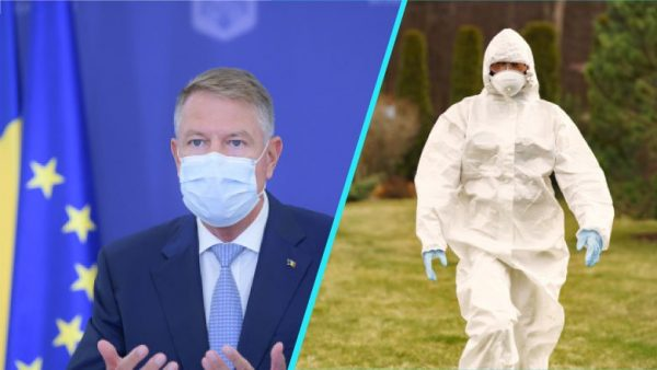 Iohannis Pandemie Covid 19
