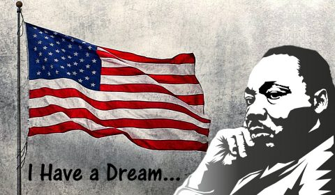 martin luther king, day, i have a dream