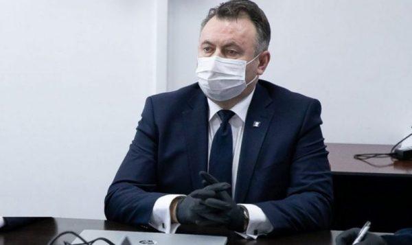 Ministrul Sănătății, Nelu Tătaru.