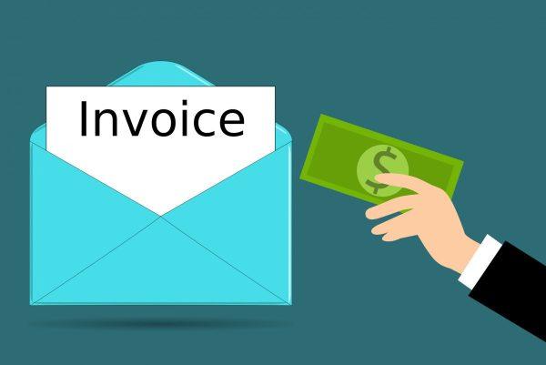 pay, bill, invoice