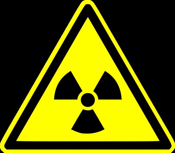 radioactive, nuclear, radiation