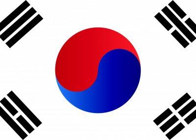 republic of korea, korea, flag