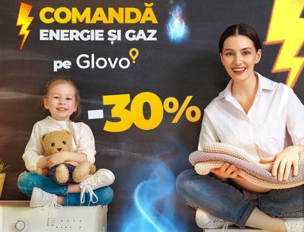 Restart Energy Glovo
