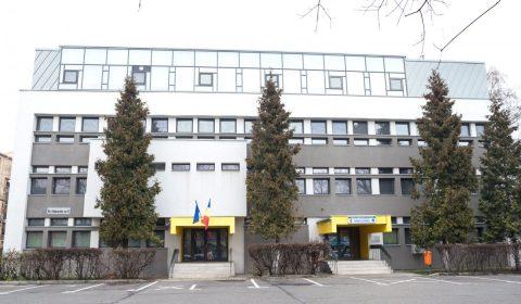 Spital Clujana Fatada