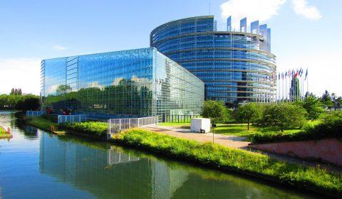 the european parliament in strasbourg, eu parliament, european parliament
