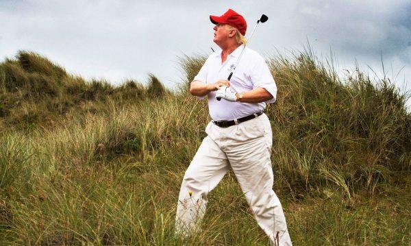 Trump Aberdeenshire