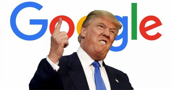 Trump Google