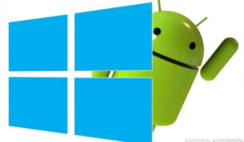 Android And Windows Phone