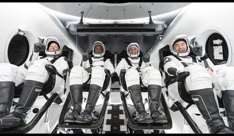 Astronauti Space X