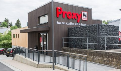 Delhaize Proxy Luxembourg