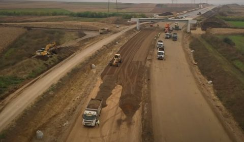Mobilizare Aktor Autostrada Sebes Turda Lot 2