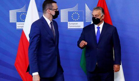 Polonia Ungaria Veto