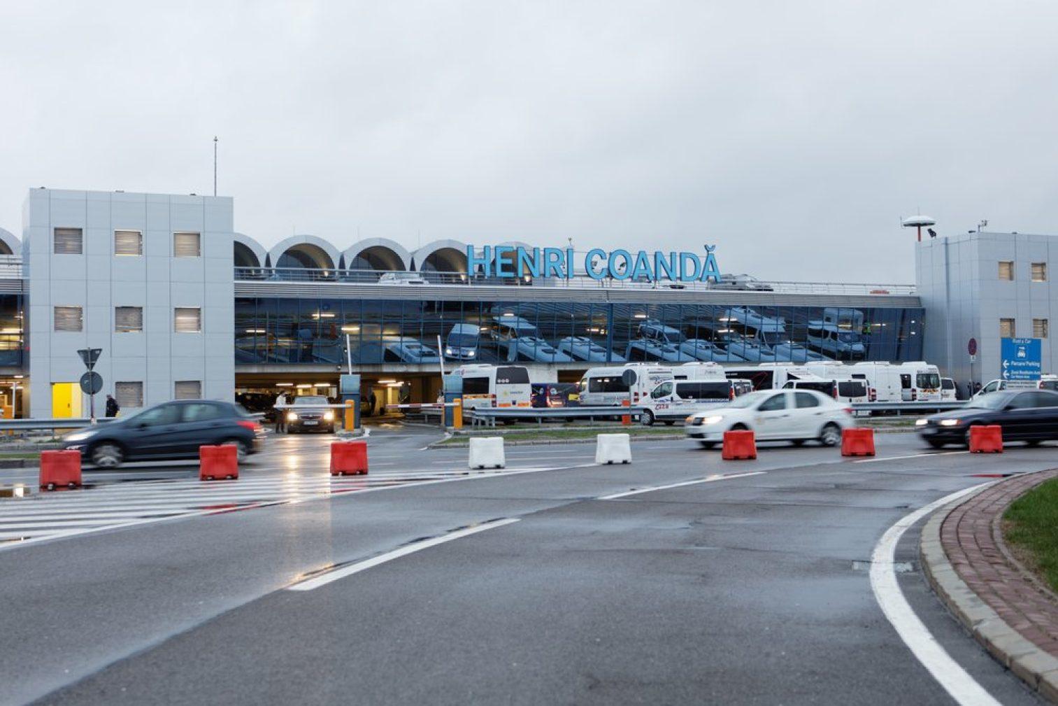 Trafic Deviat Aeroport Otopeni