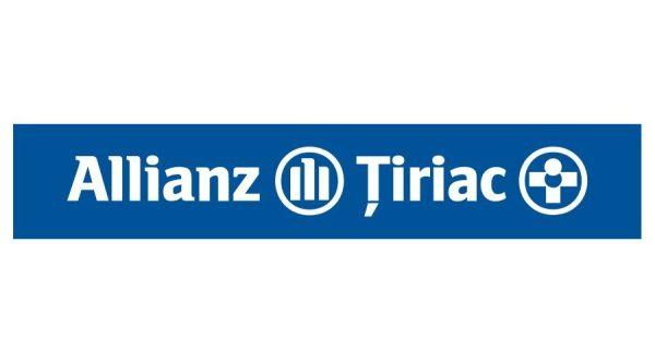 Allianz Tiriac Logo Vector