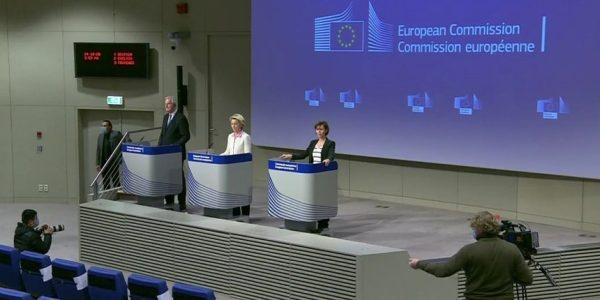 Comisia Europeana Twitter