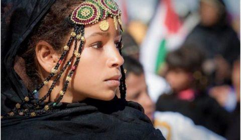 Sahrawi Girl