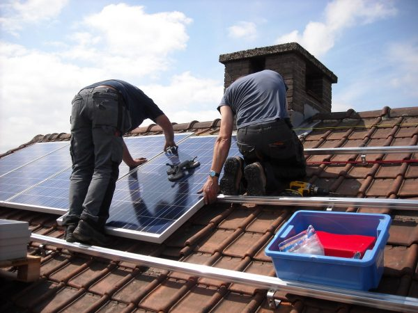 solar panels, placement, green energy