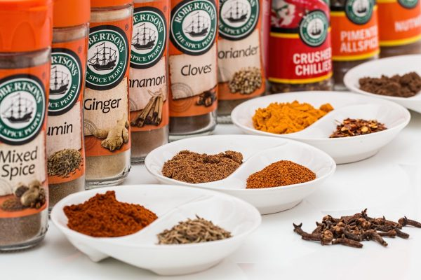 spices, flavorings, seasoning