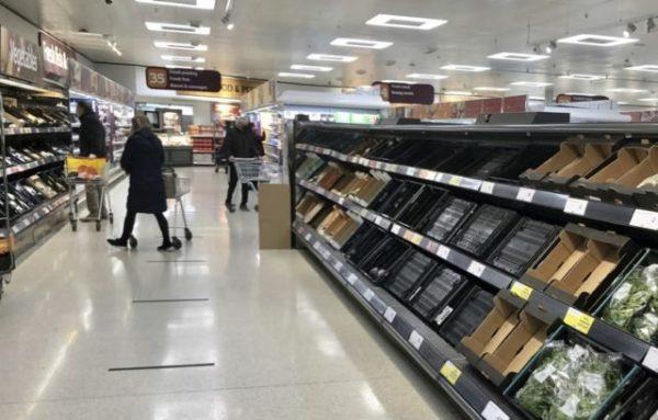 Rafturi Sainsbury