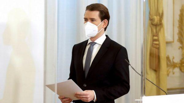 Sebastian Kurz Mask