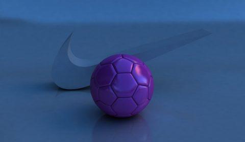 ball, vivid, nike
