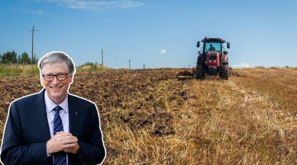 Bill Gates Agricultura