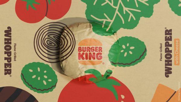 Burger King Ambalaj