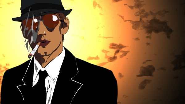 cig, mafia, suit