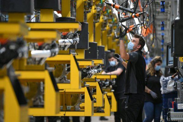 Industrie Pandemie