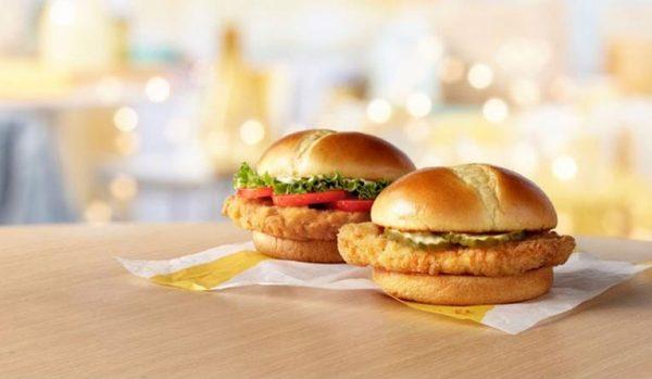 Mcdonalds New Chicken Sandwich Might Blow Your Mind