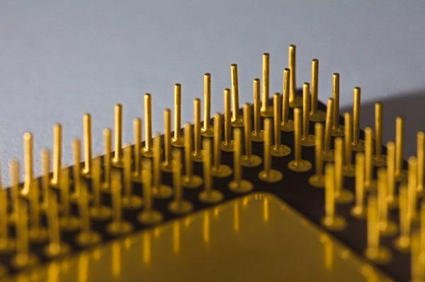 microchip, chip, processor