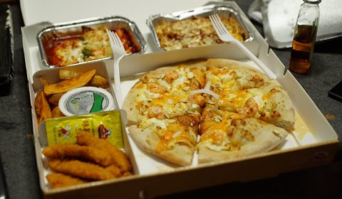 pizza, food, delivery