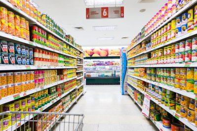 Supermarket Rafturi