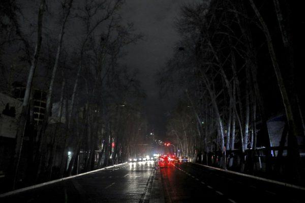 Teheran Pana De Curent