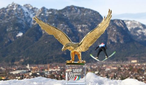 Vulturul De Aur 4 Trambuline