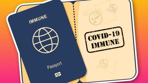 115800707 Covid Passport