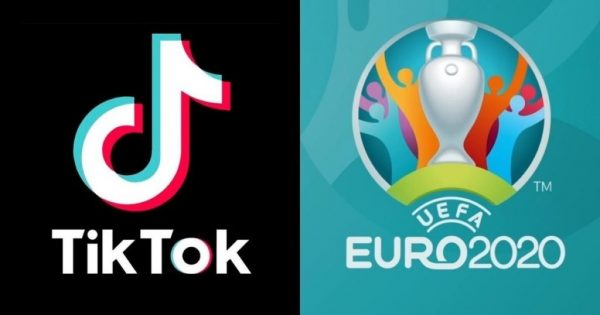 Tiktok Becomes The Global Sponsor Of The Rescheduled Euro 2020 1024x538