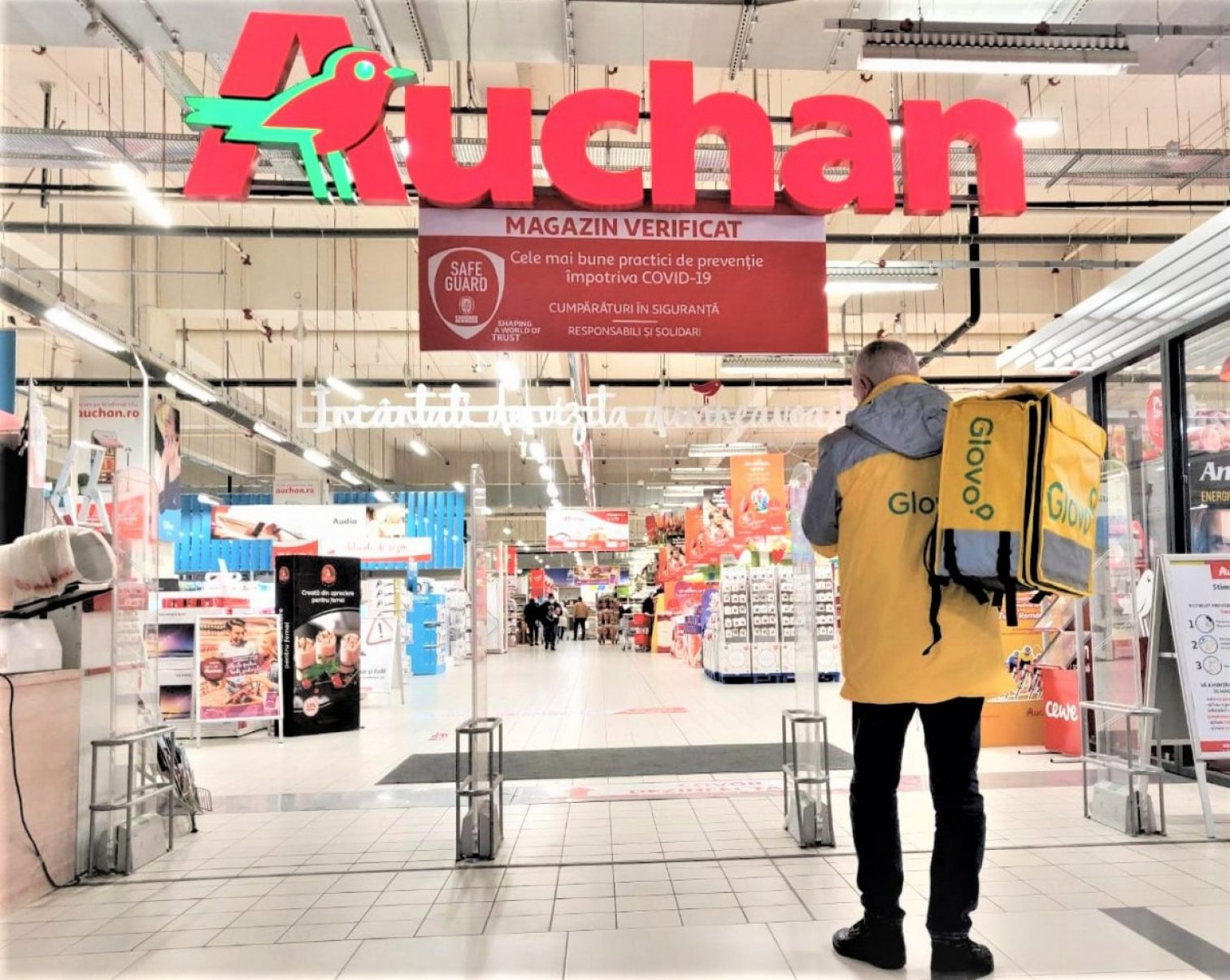 Auchan Glovo 2