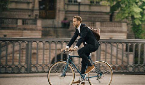 Bicicleta La Serviciu